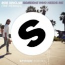 Bob Sinclair - Someone Who Needs Me (Kryder Remix Edit)