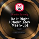 Martin Solveig - Do It Right (Chekhlatov Mashup)