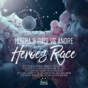 Hubba & Pirs vs. Andre - Heroes Race