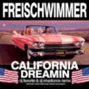 Freischwimmer - California Dreamin (DJ Favorite & DJ Kharitonov Radio Edit)