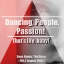 GIRLBAD  - Dancing,People,Passion! (Vol.2 August 2016)