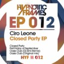 CIRO LEONE - First Friday Of September (Original mix)