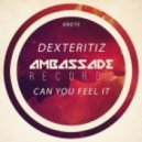 Dexteritiz - Can You Feel It (Radio Edit)