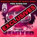 Fort Knox Five feat. Mustafa Akbar - Whatcha Gonna Do (Busta ReHype)