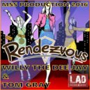 Willy The Dee Jay & Tom Gray - Kisses  (Short Mix)
