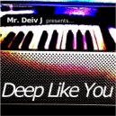 Mr. Deiv J - Baritone Express (Original Mix)