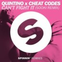 Quintino X Cheat Codes - Can\'t Fight It (Sooki Remix)