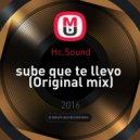 Hc.Sound - Sube Que Te llevo (Original mix)