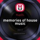 KupOL - memories of house music