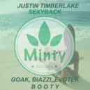 Justin Timberlake  -  Sexy Back  (Goak, Diazzi, Evotek Booty)