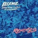 Zeds Dead & Diplo Feat. Elliphant - Blame