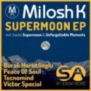 Milosh K - Unforgettable Moments (Burak Harsitlioglu Remix)