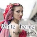Kiana Jumper - White horse