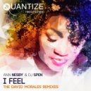 Ann Nesby & DJ Spen - I Feel (David Morales Red Zone Instrumental)