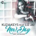Klevakeys feat. Liz Jai - New Day (Tony Vee OverDub Vocal Remix)