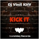 Dj Vinil KHV - Everybody in a Place (Original mix)