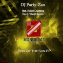 DJ Party-Zan  &  Helen Galitsina  - Son Of The Sun (feat. Helen Galitsina)