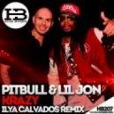 Pitbull feat. Lil Jon - Krazy (Ilya Calvados Remix)