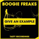 Boogie Freaks - Give An Example  (Dub Mix)
